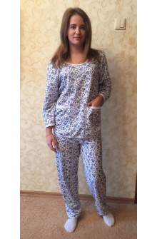Пижама женская П 1